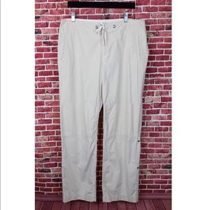 Gap Convertible Adjustable Lenth Khaki Cargo Pants